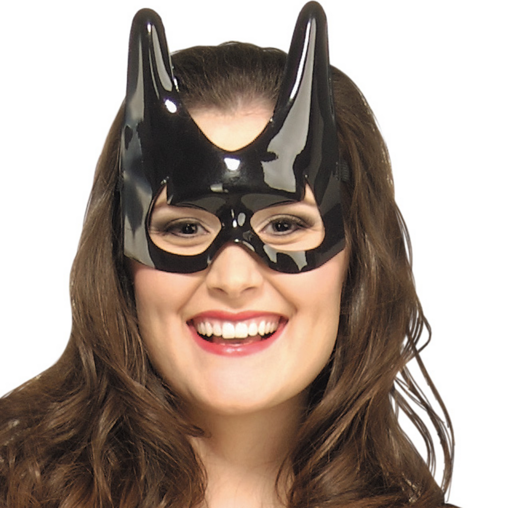 Nav Item for Adult Batgirl Costume Plus Size - Batman Image #2