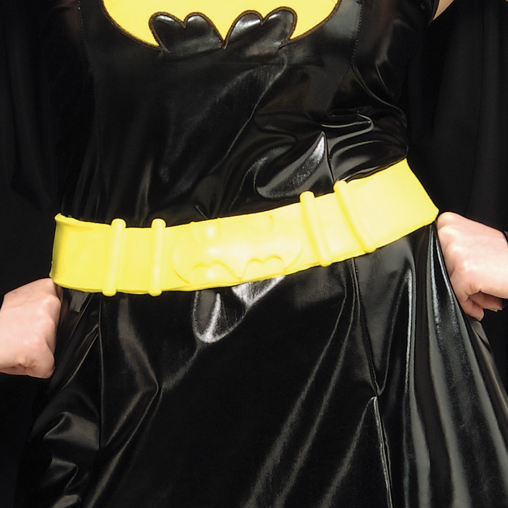 Nav Item for Adult Batgirl Costume Plus Size - Batman Image #3