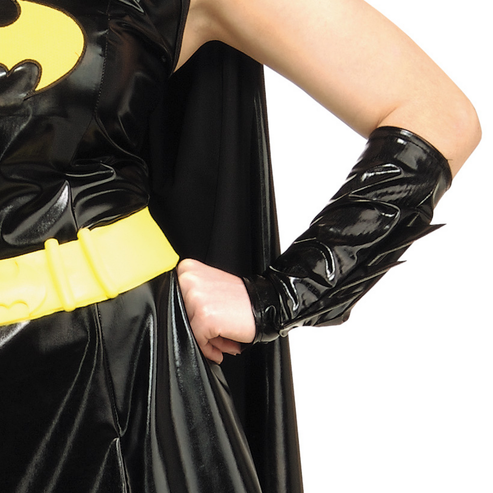 Nav Item for Adult Batgirl Costume Plus Size - Batman Image #4