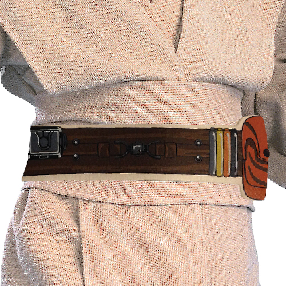 Boys Jedi Costume Deluxe - Star Wars Image #2