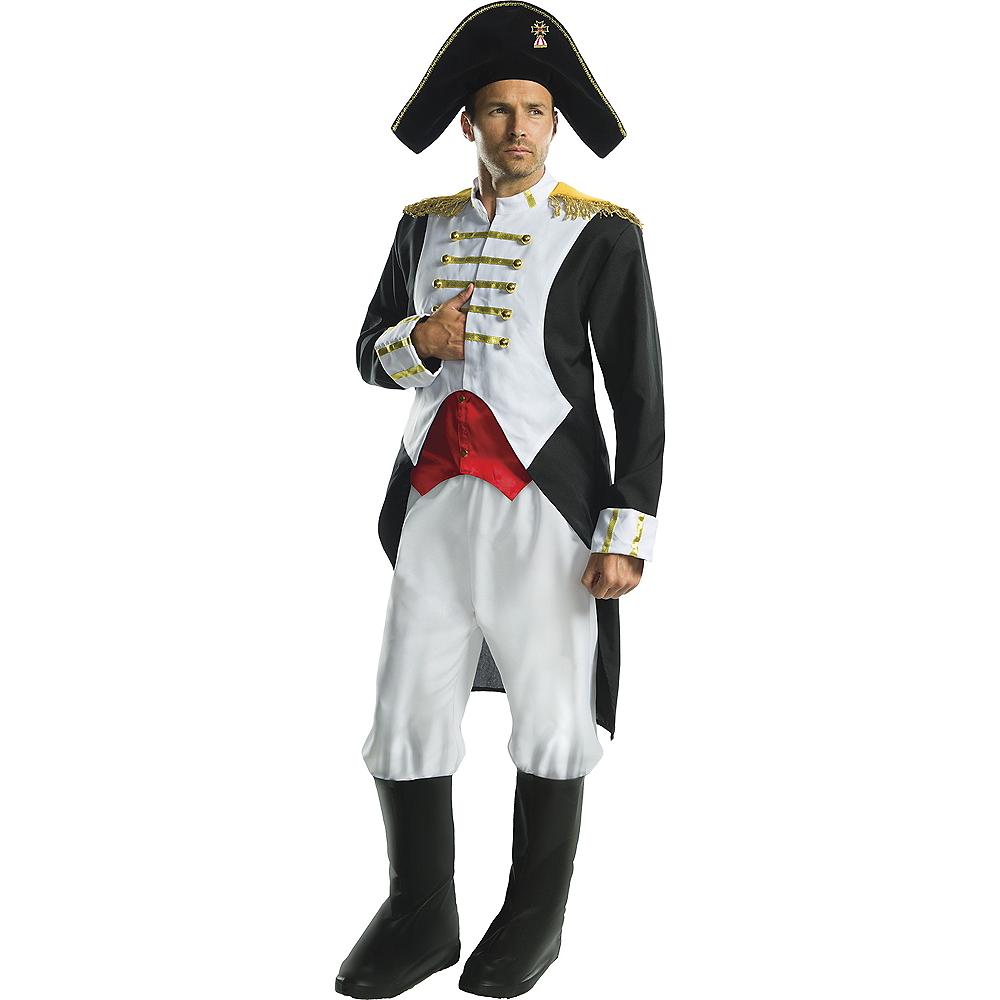 Nav Item for Adult Napoleon Costume Image #1