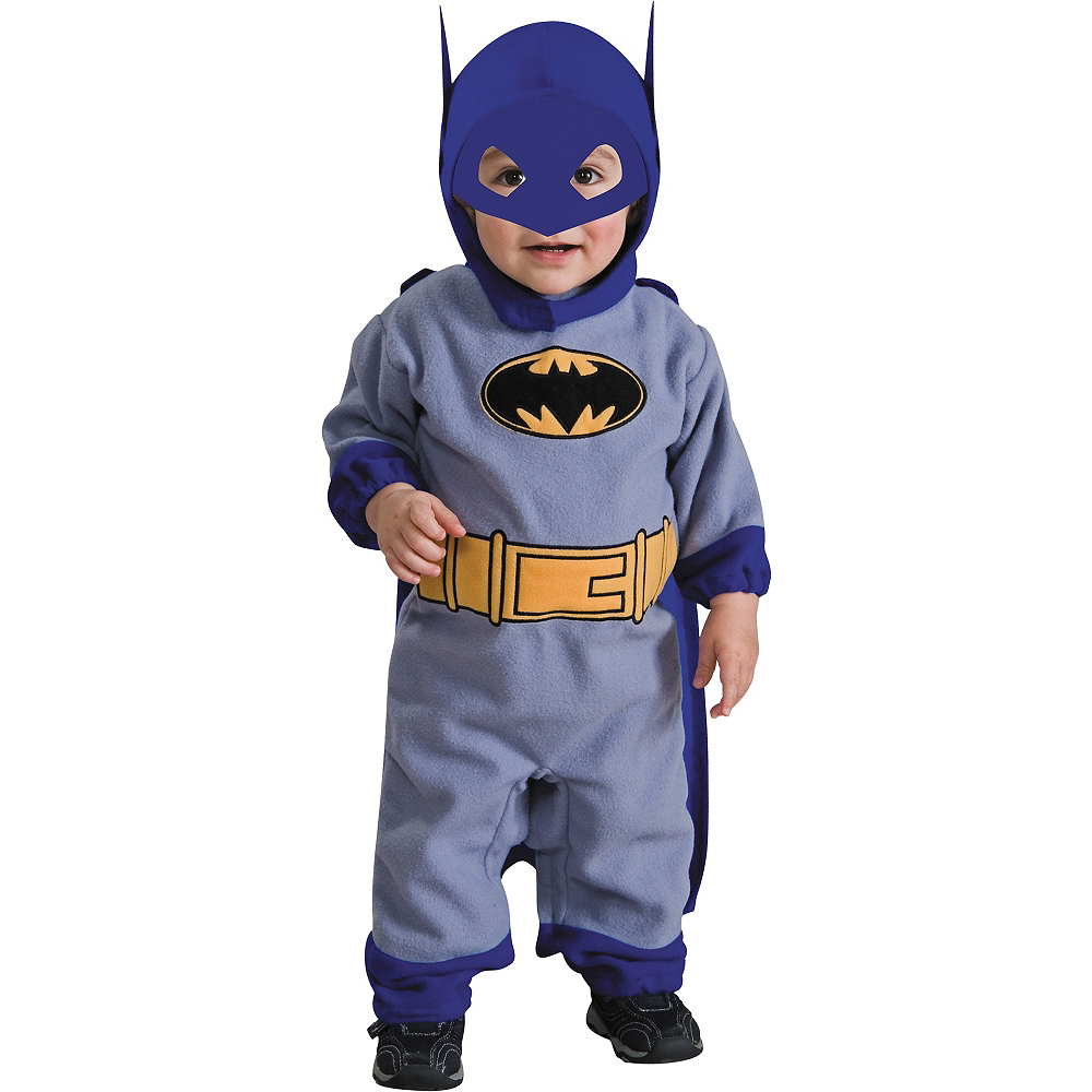 Baby Batman Costume - The Brave & the Bold Image #1