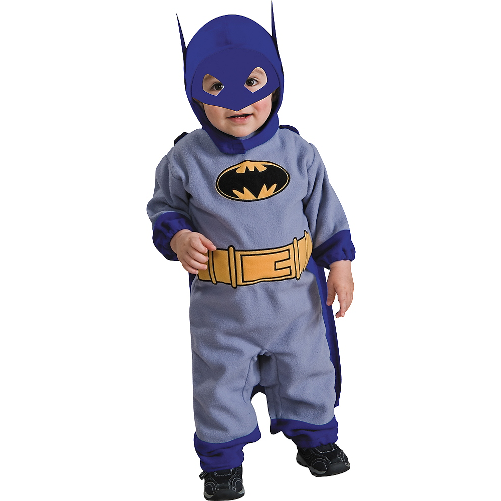 Baby Batman Costume - The Brave & the Bold Image #2