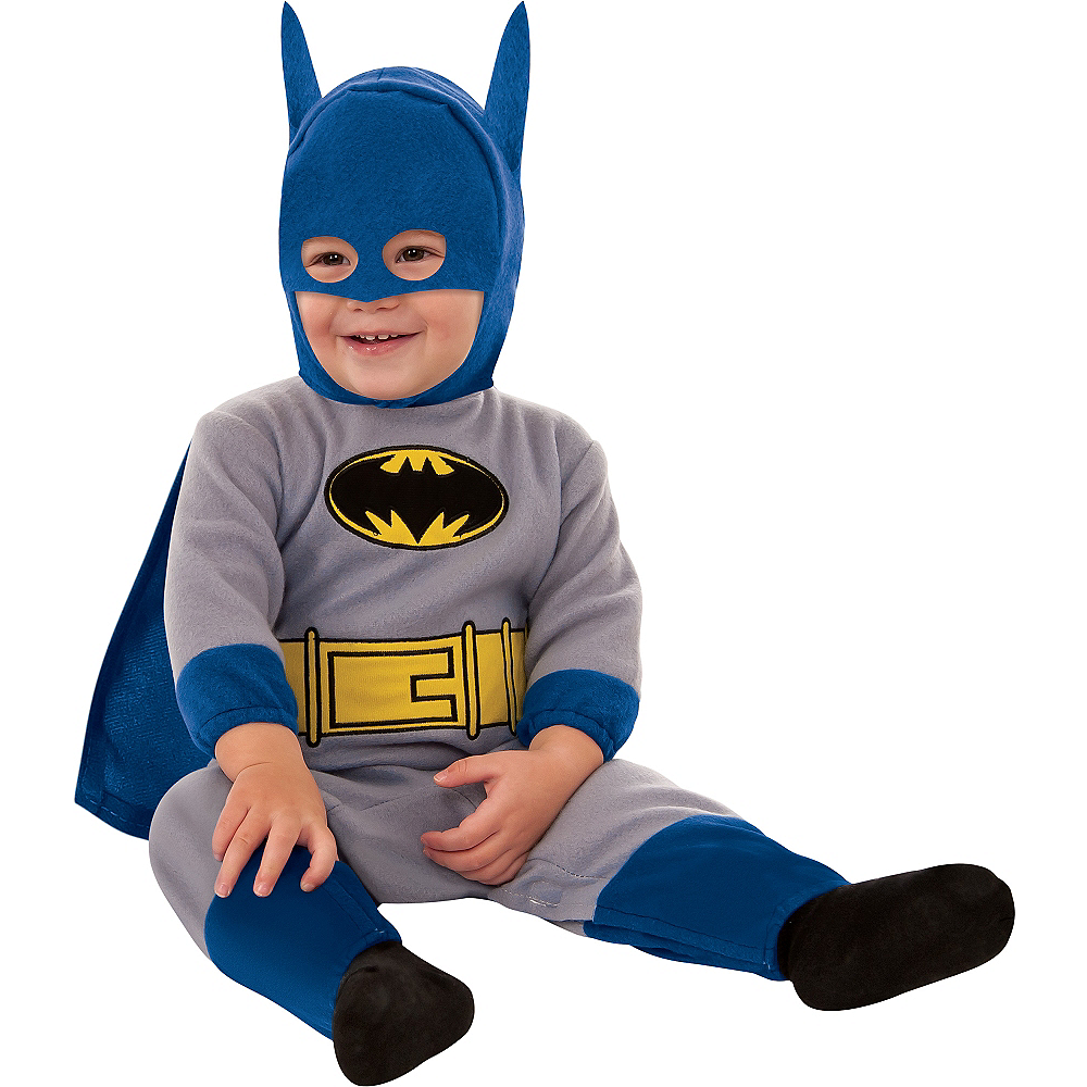 Baby Batman Costume - The Brave & the Bold Image #3