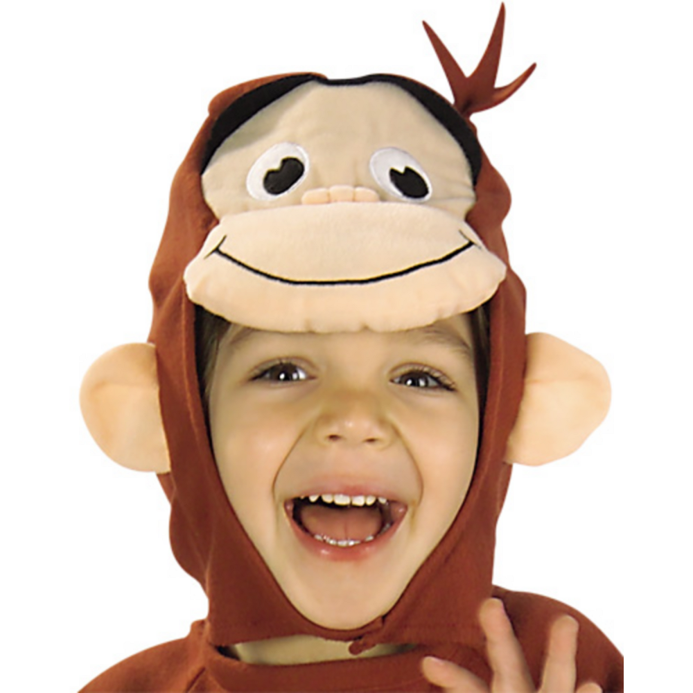Toddler Boys Curious George Costume Image #2