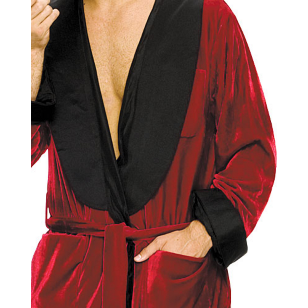 3461ea40ee7 Adult Hugh Hefner Costume - Playboy