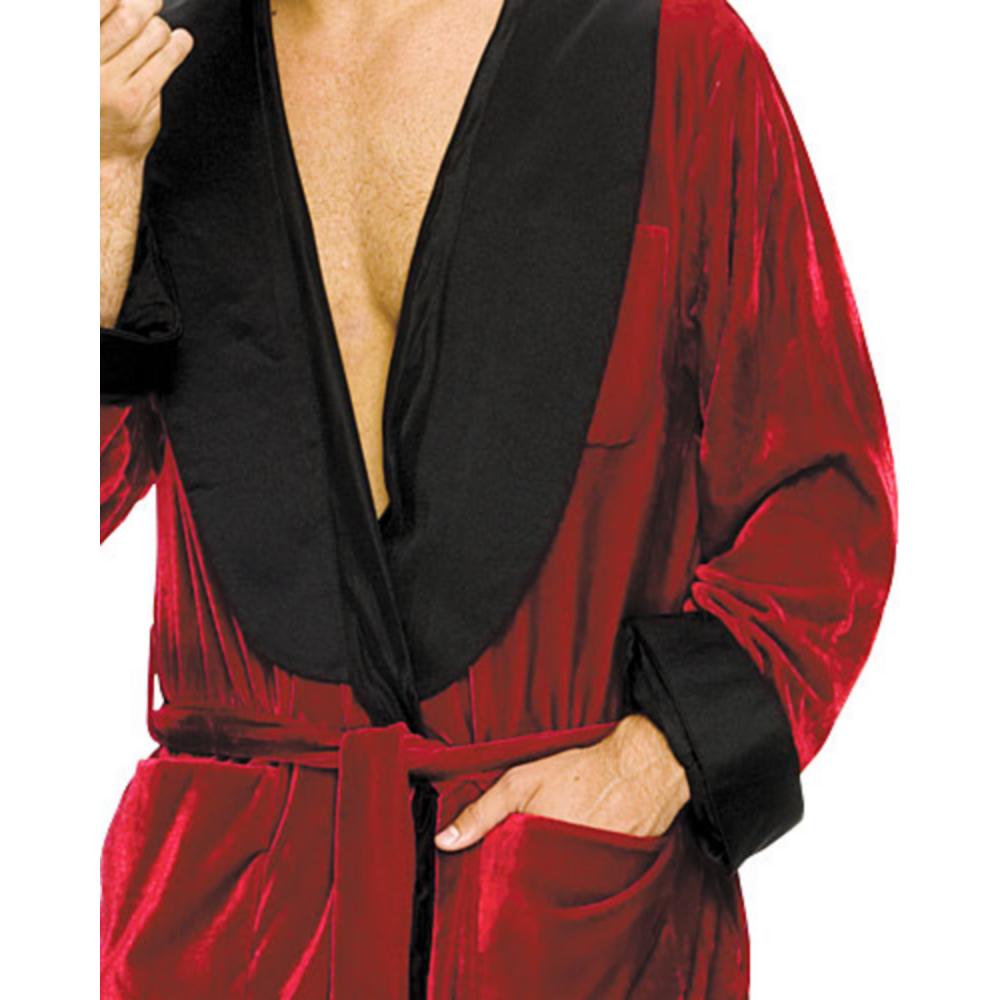 Adult Hugh Hefner Costume - Playboy Image #3