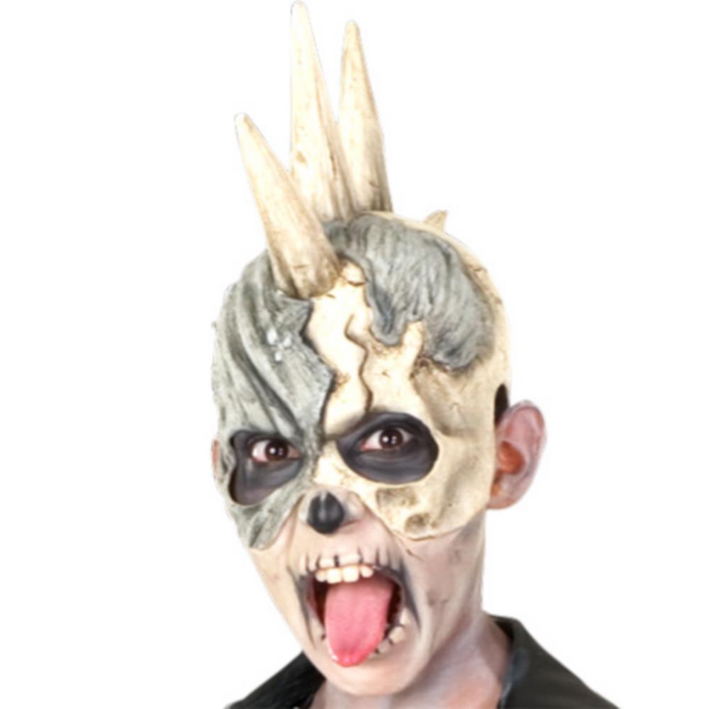 Boys Punk Zombie Costume Image #2