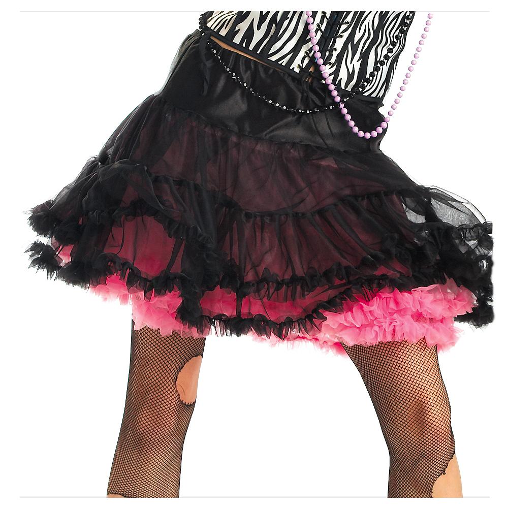 Pink & Black Skirt Image #1