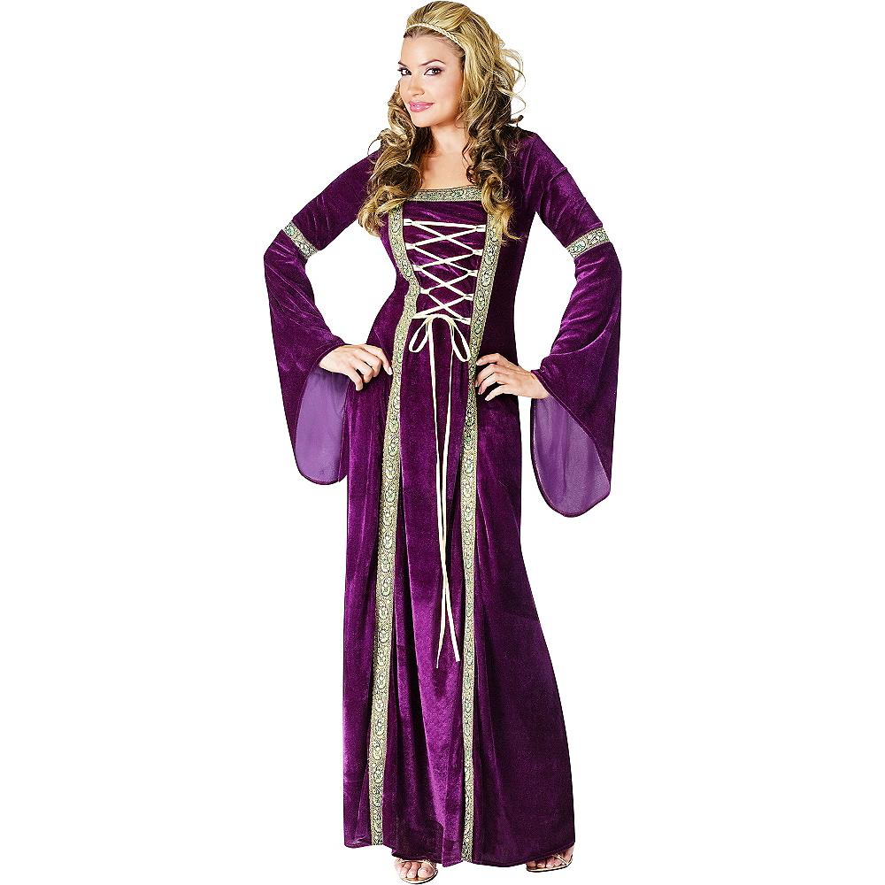 Adult Renaissance Faire Lady Costume Image #1