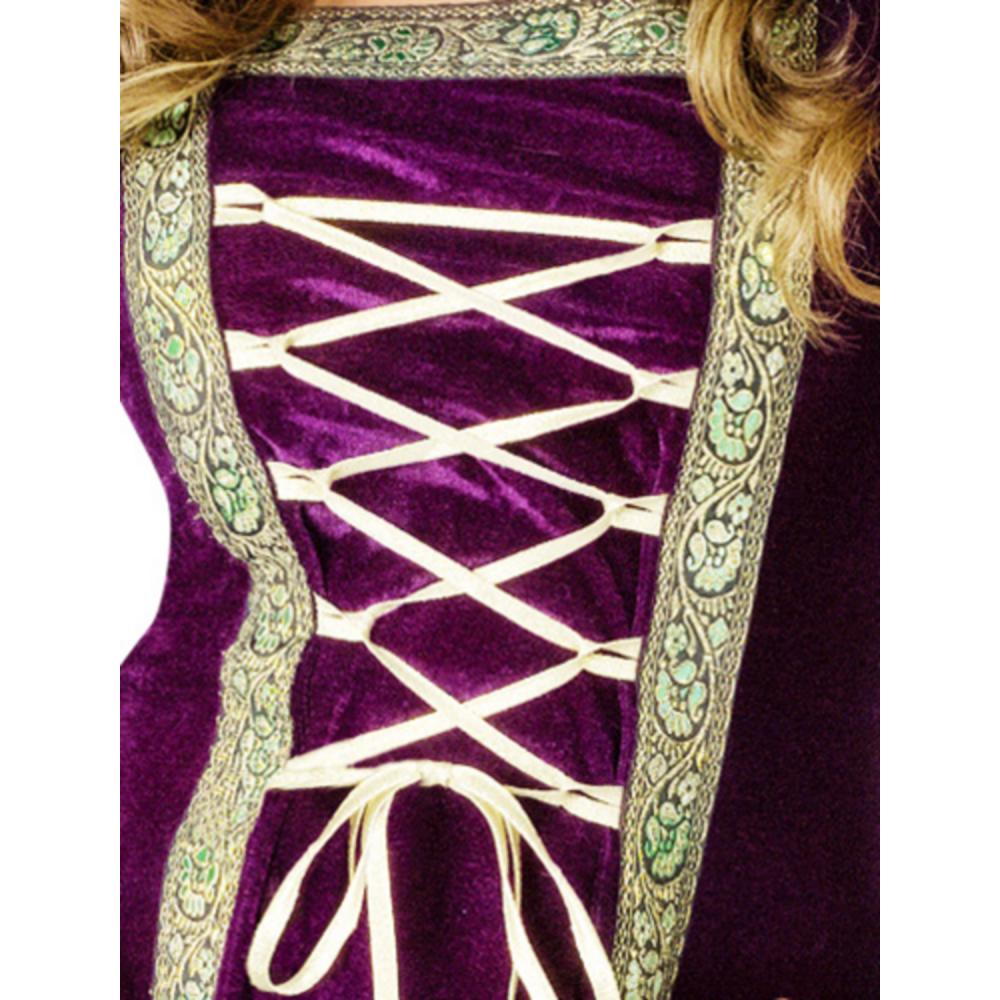 Adult Renaissance Faire Lady Costume Image #2