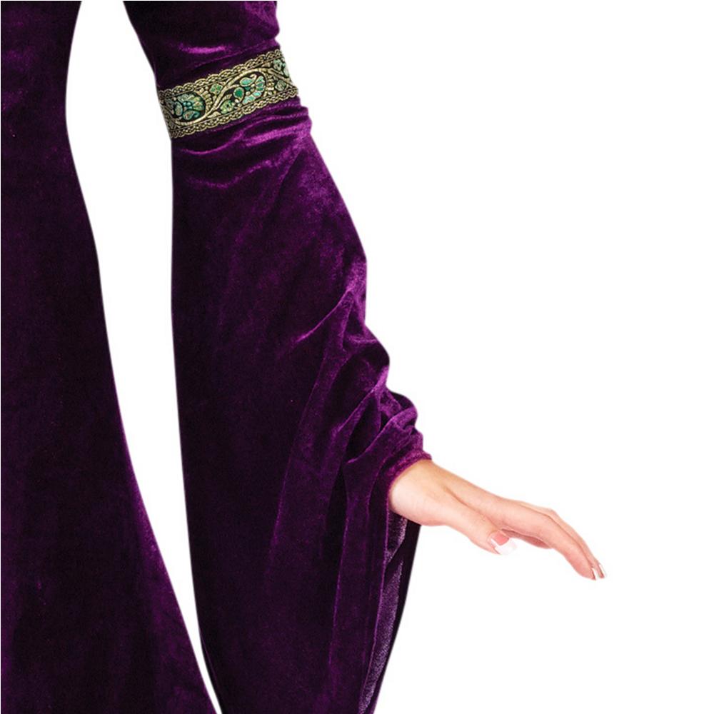 Adult Renaissance Faire Lady Costume Plus Size Image #2