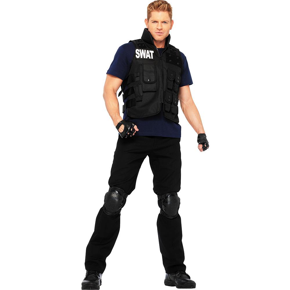 Adult SWAT Commander Costume Image #1