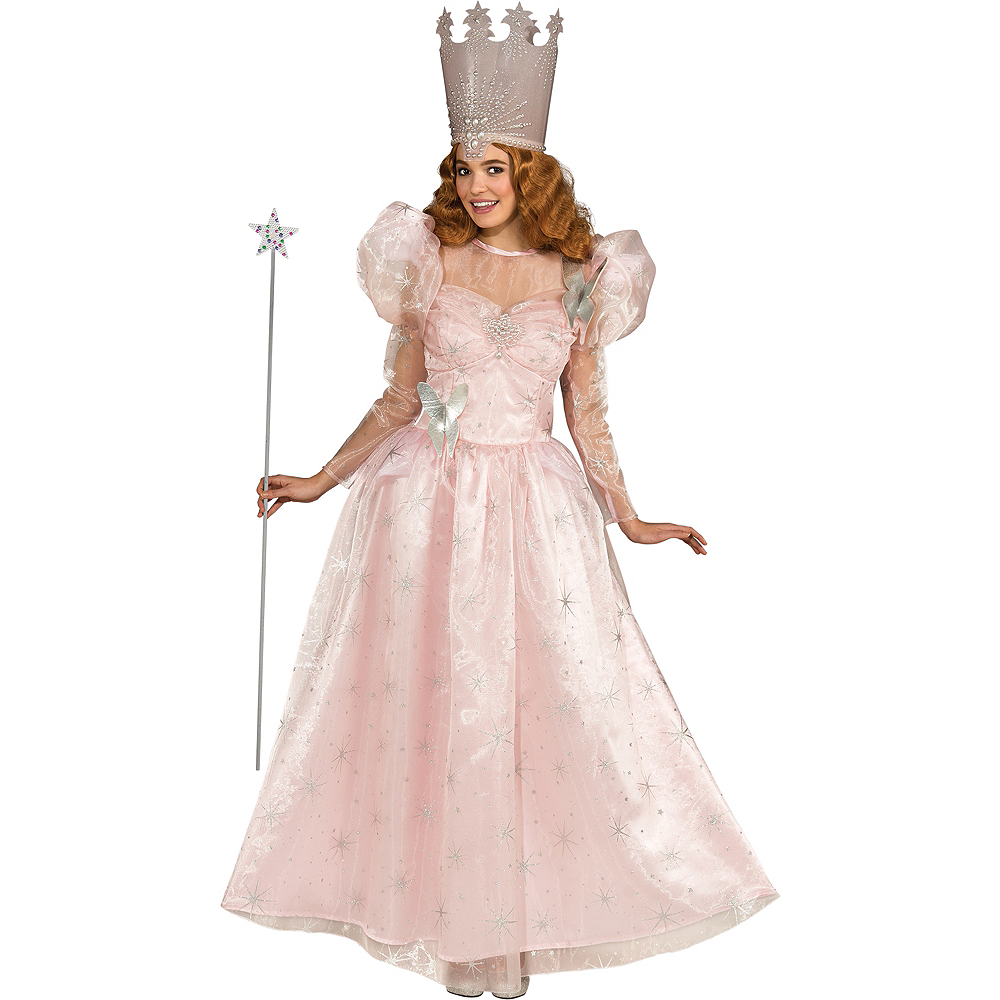Adult Wizard Of Oz Glinda Costume Party City Canada