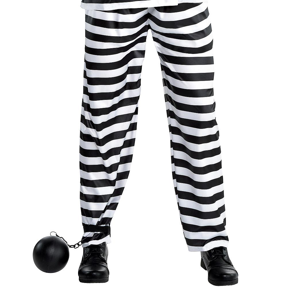 Adult Lady Lawless Prisoner Costume Image #4