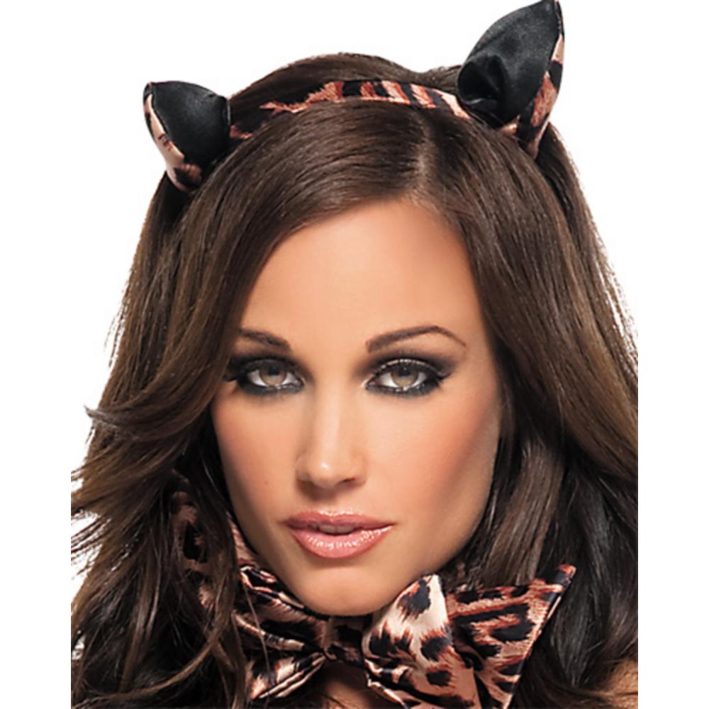 Adult Carousel Leopard Costume Image #3