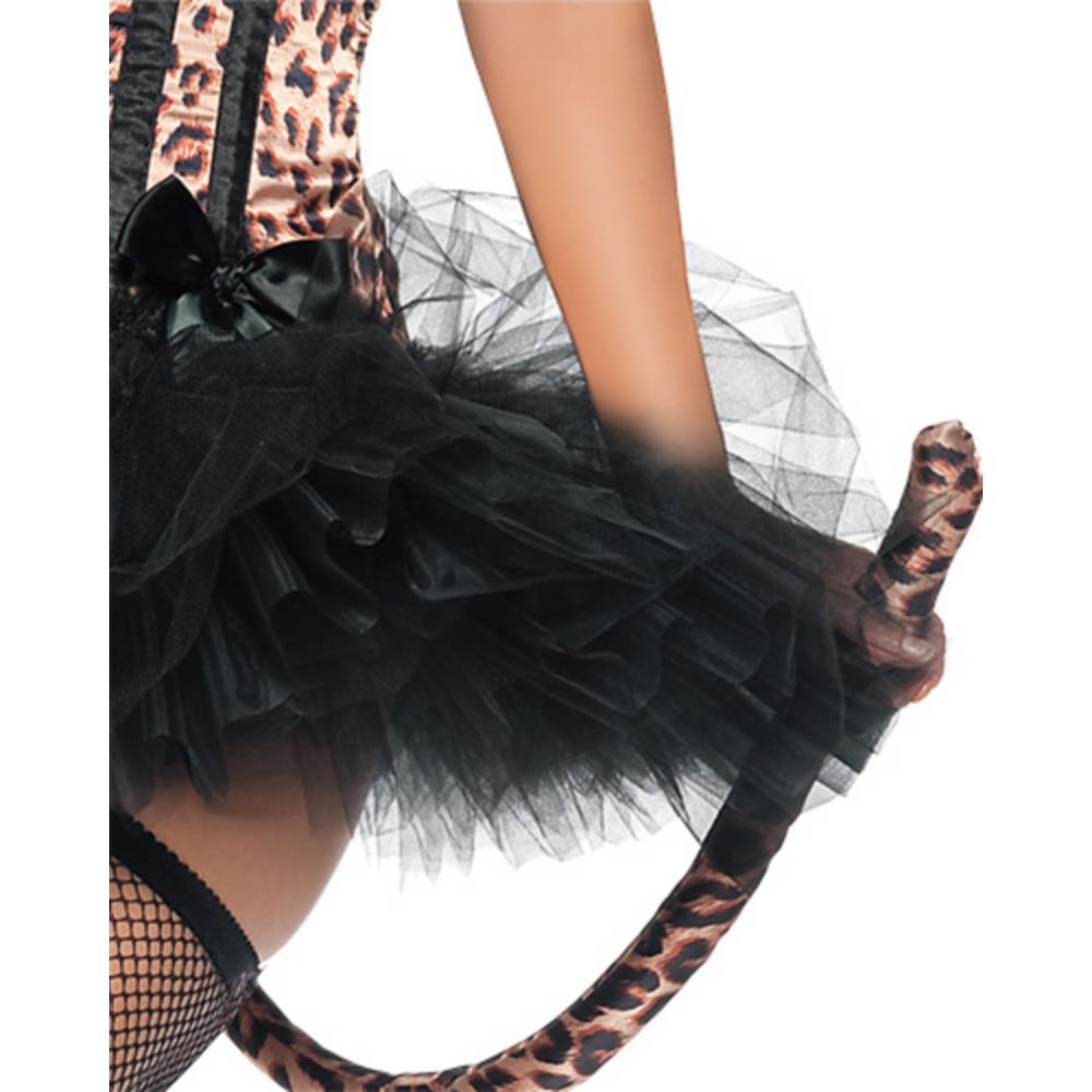 Adult Carousel Leopard Costume Image #5