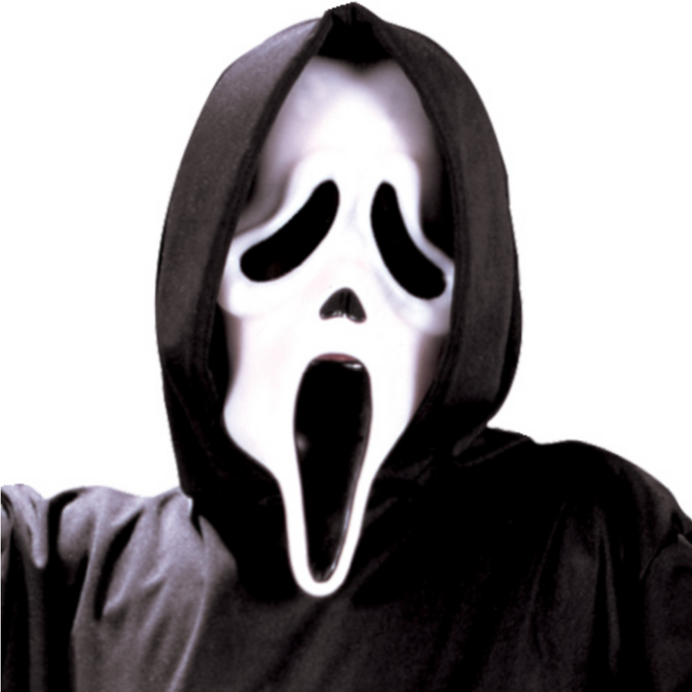 Teen Boys Ghost Face Costume - Scream Image #2