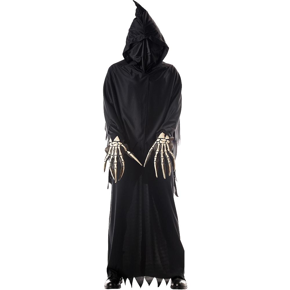 Boys Grim Reaper Costume Deluxe Image #1