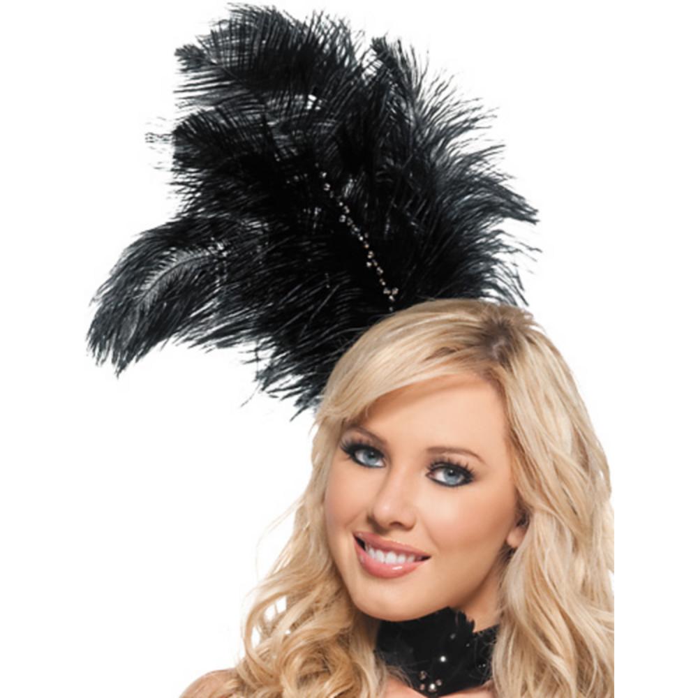Adult Black Swan Costume Image #3