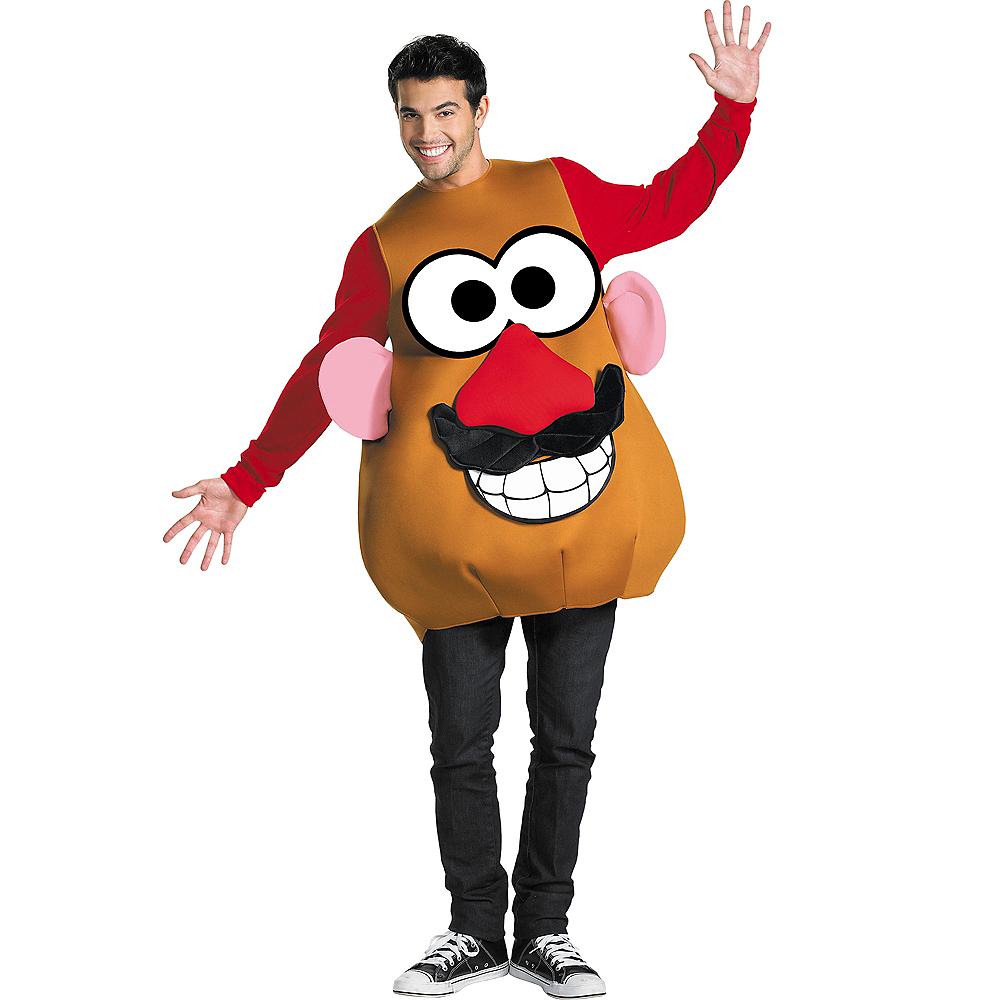 Adult Mr. & Mrs. Potato Head Costume Deluxe Image #2
