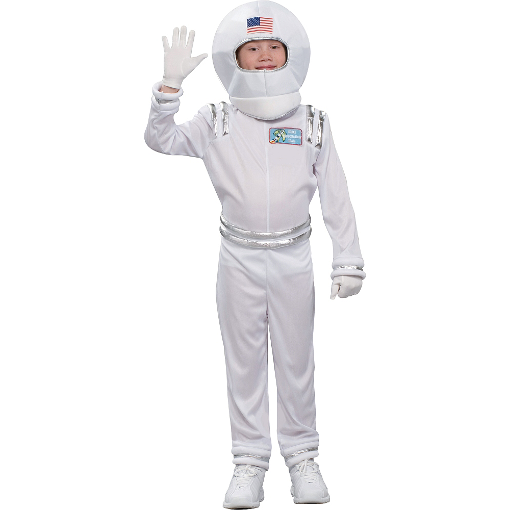 Child Astronaut Costume Image #1