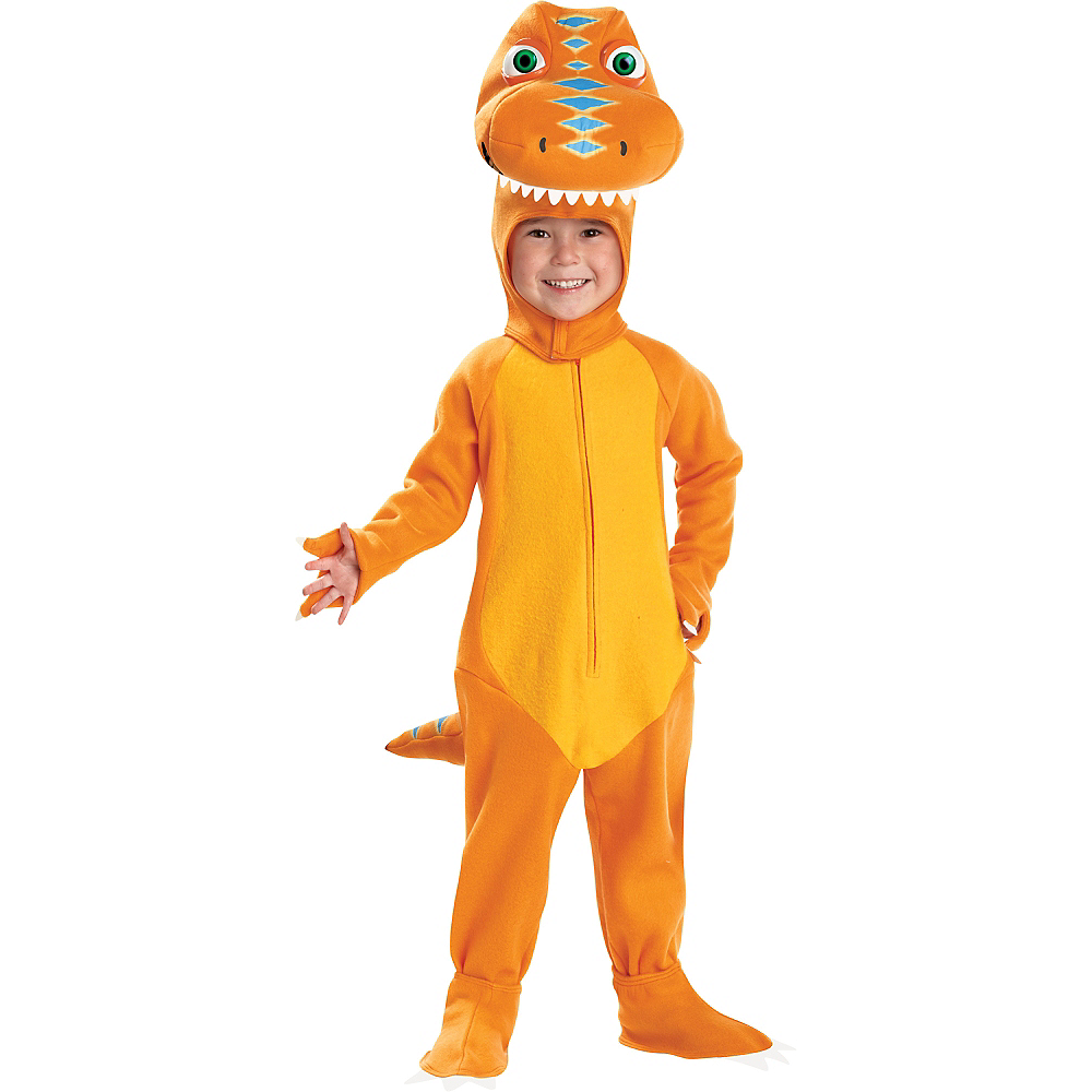 Nav Item for Toddler Boys Buddy Costume - Dinosaur Train Image #1
