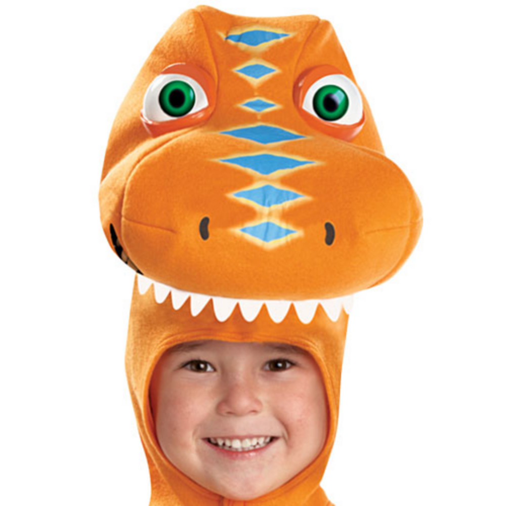 Nav Item for Toddler Boys Buddy Costume - Dinosaur Train Image #2