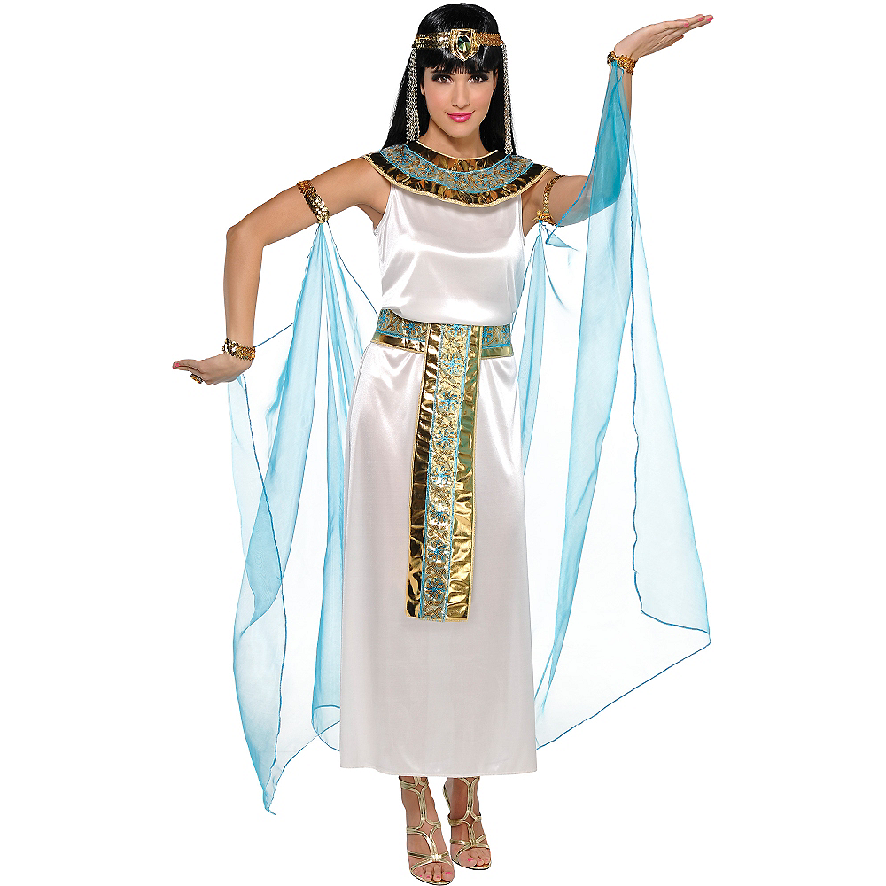 Nav Item for Adult Queen Cleopatra Costume Image #1