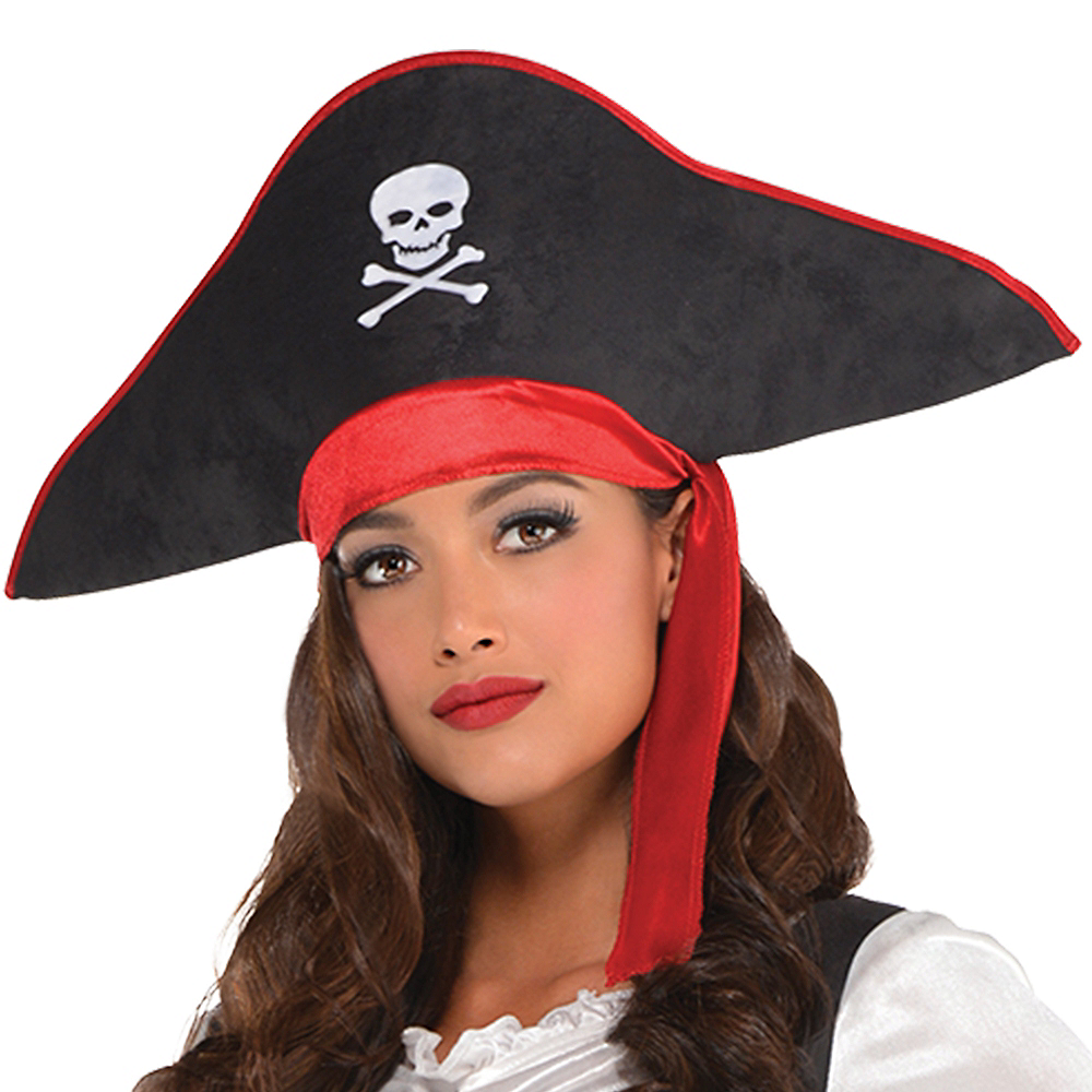 Adult High Sea Sweetie Pirate Costume Image #2