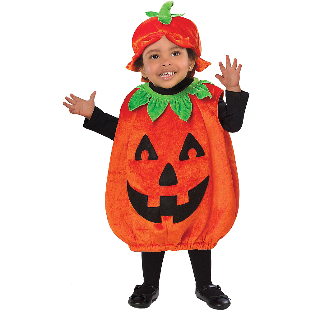 d61697dbc614 Baby Pumpkin Patch Cutie Pumpkin Costume Image #1 ...