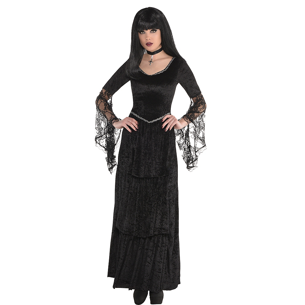 Nav Item for Adult Gothic Temptress Costume Image #1
