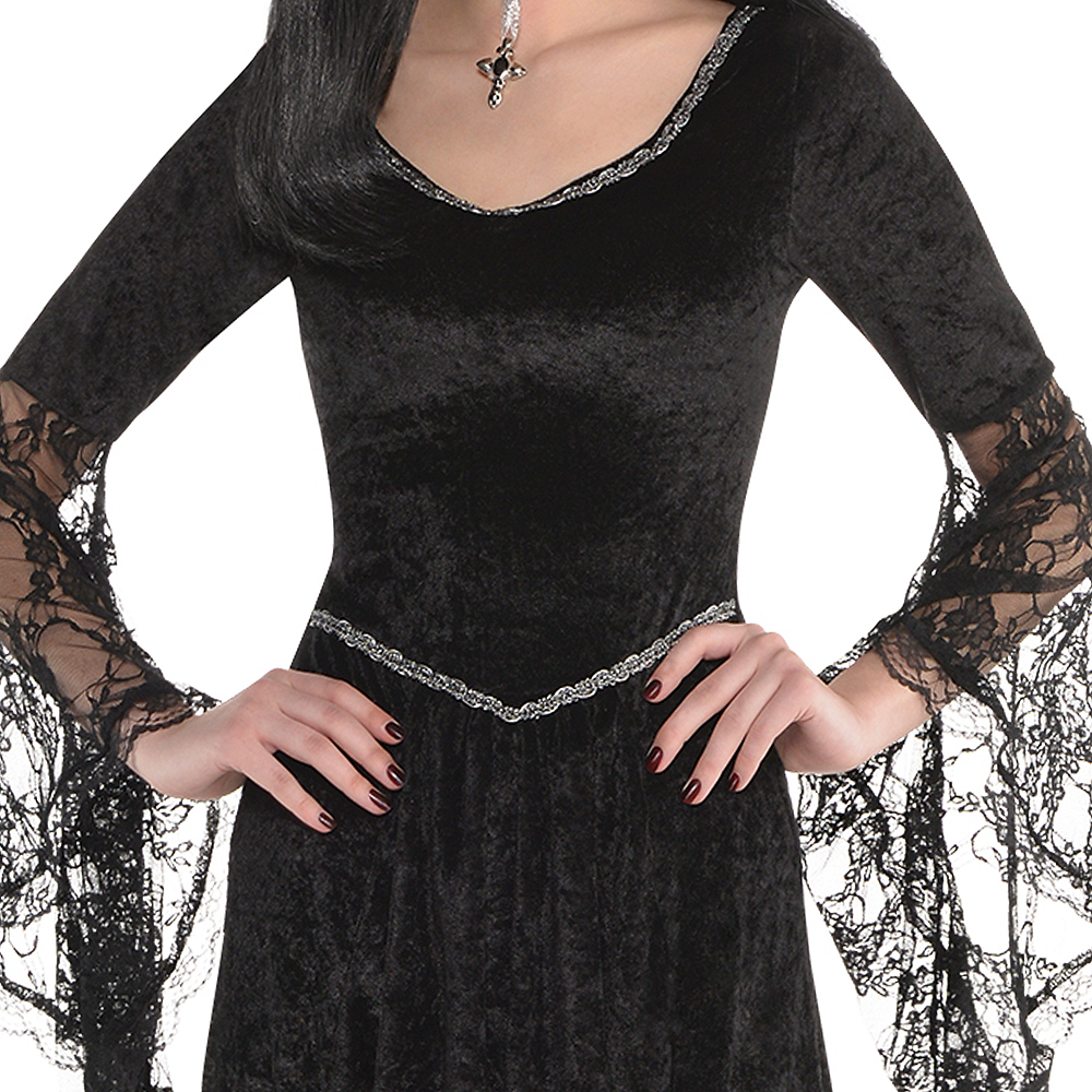 Nav Item for Adult Gothic Temptress Costume Image #3