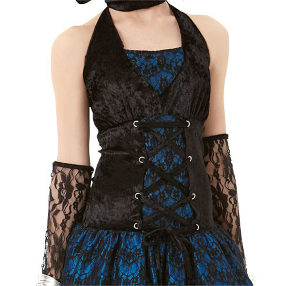 Nav Item for Adult Midnight Vampire Costume Image #3