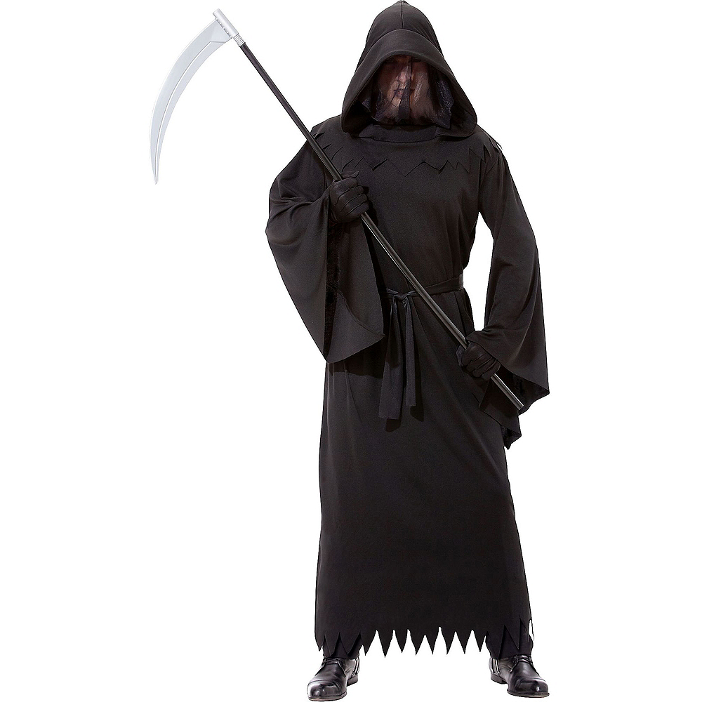 Adult Phantom of Darkness Costume Plus Size Image #1