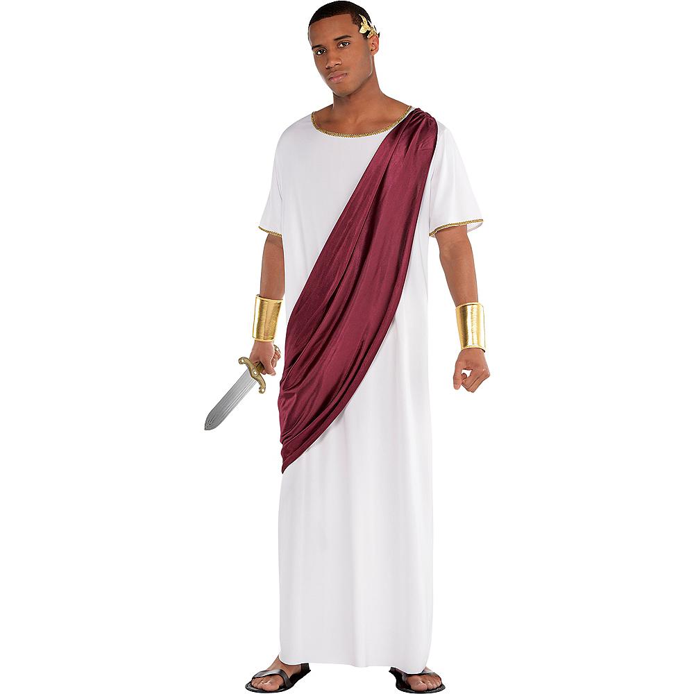 Adult Augustus Caesar Costume Image #1