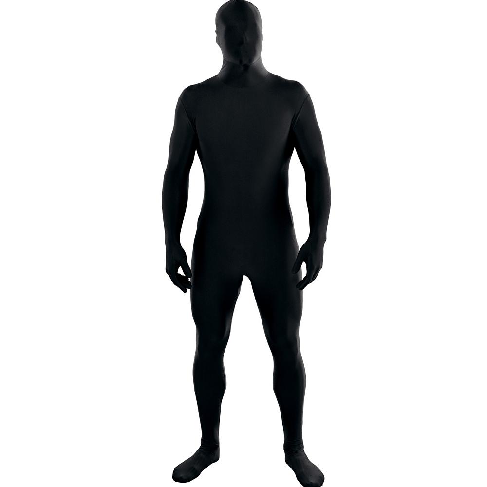 Adult Black Partysuit Image #1