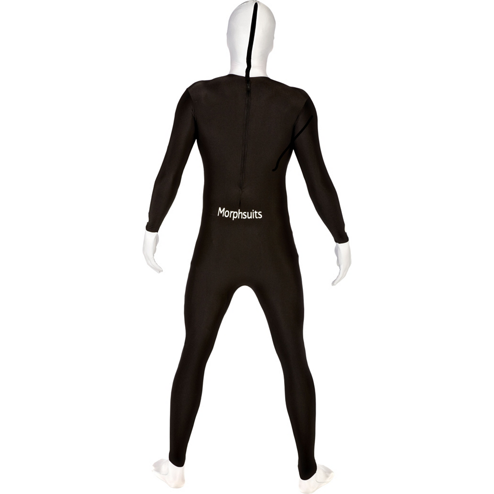 Nav Item for Adult Tuxedo Morphsuit Image #2
