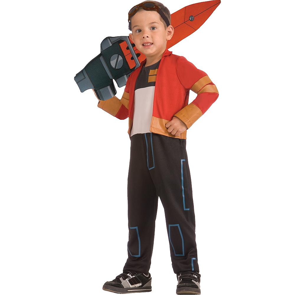 Boys Generator Rex Costume Image #1