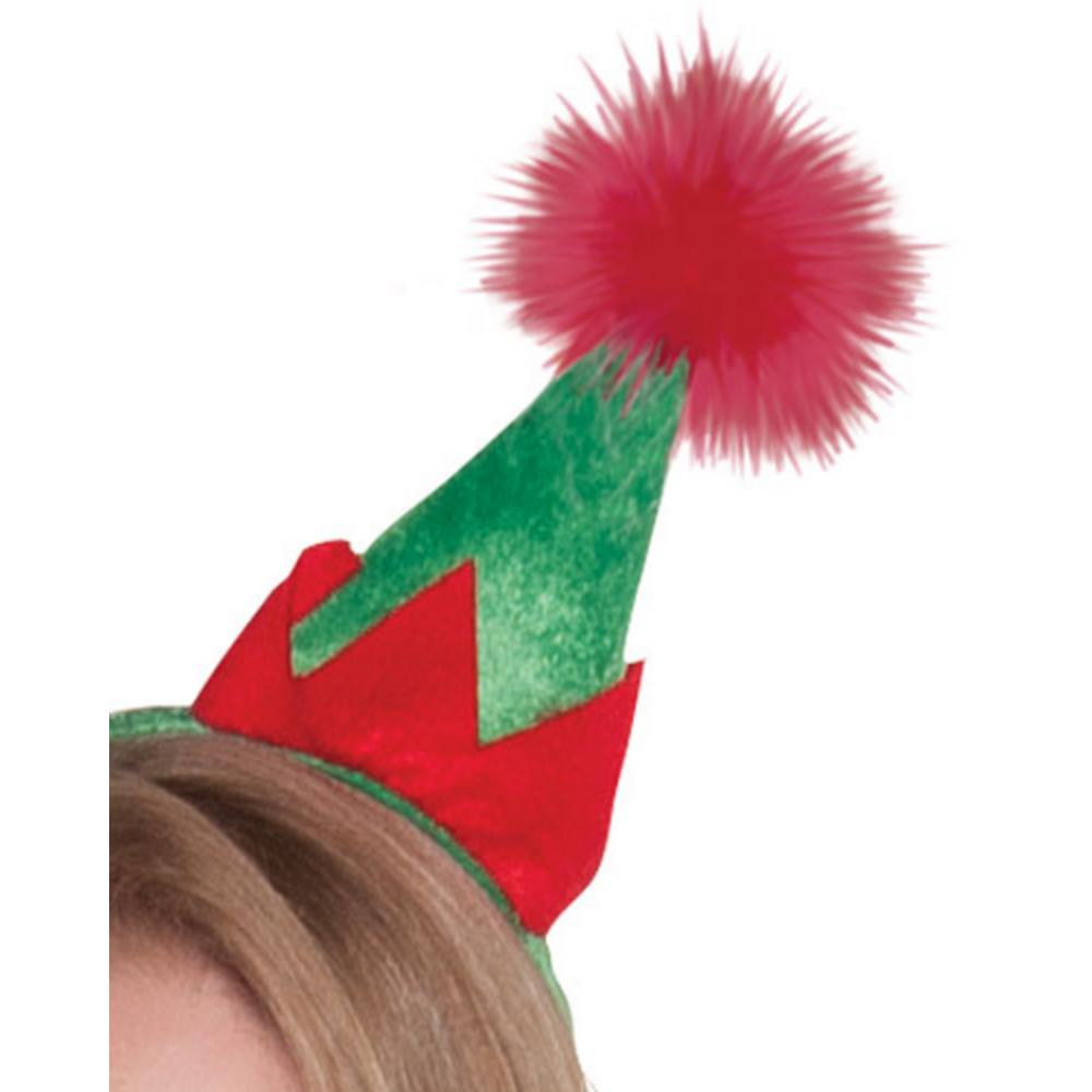 Adult Sexy Elf Costume Image #2