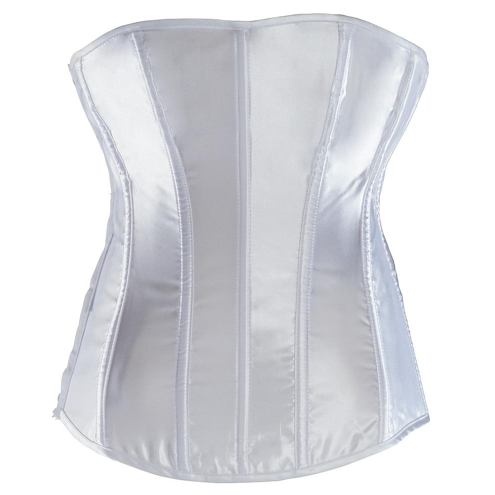 Classic White Corset Image #1