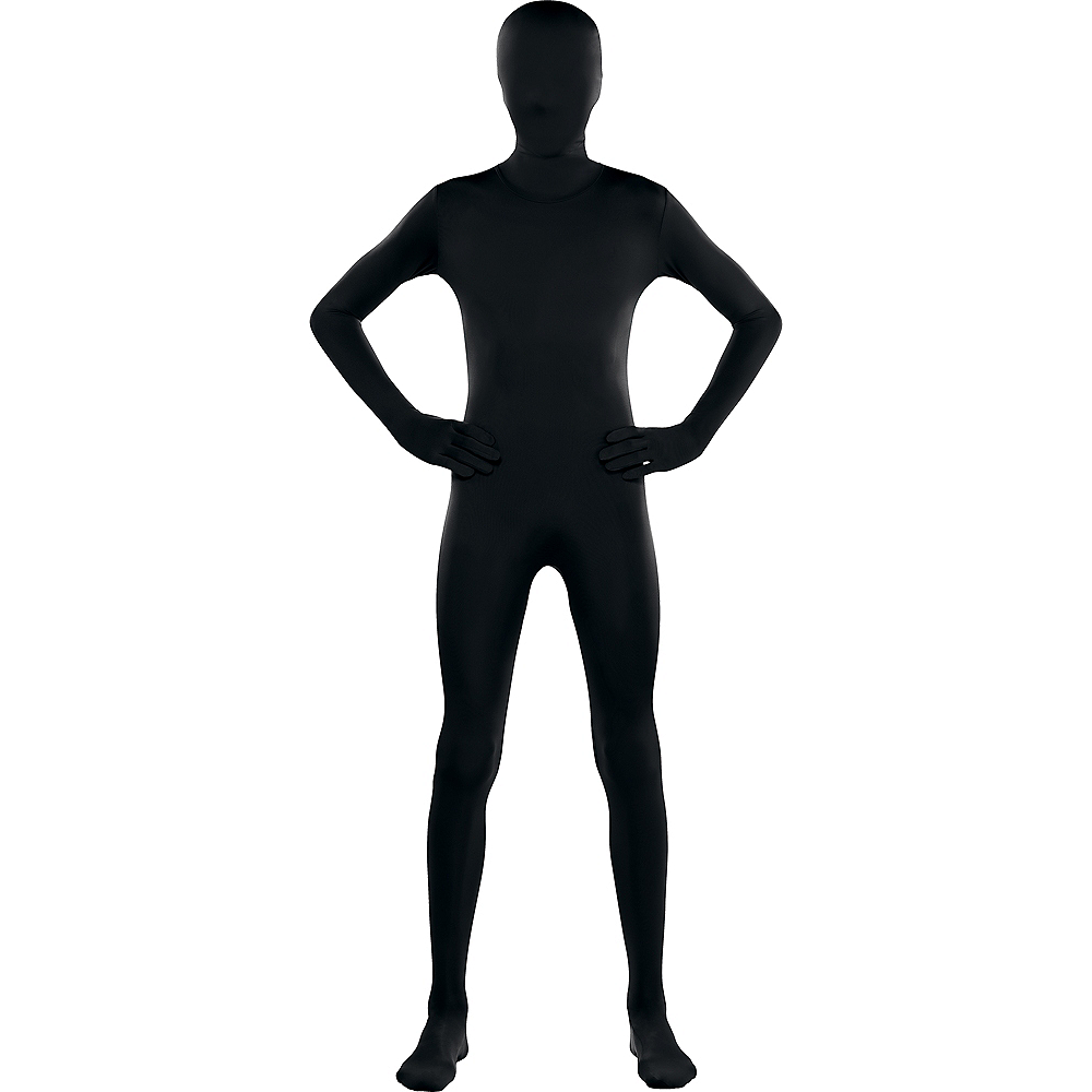 Child Black Partysuit Image #1