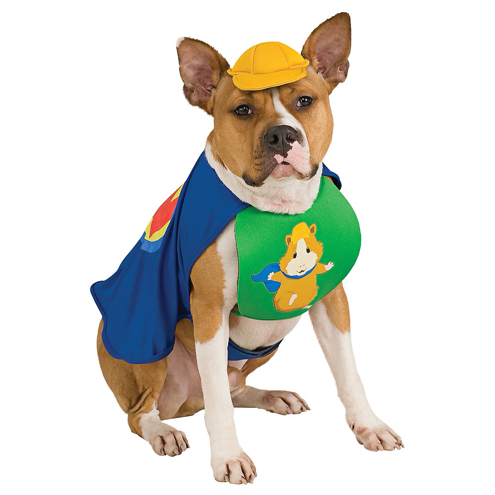 Wonder Pets Linny the Guinea Pig Dog Costume Image #1