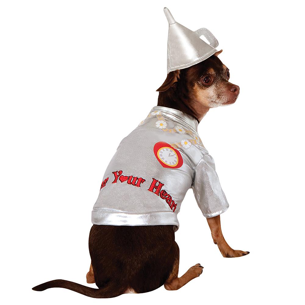 Wizard of Oz Tin Man Dog Costume Image #1