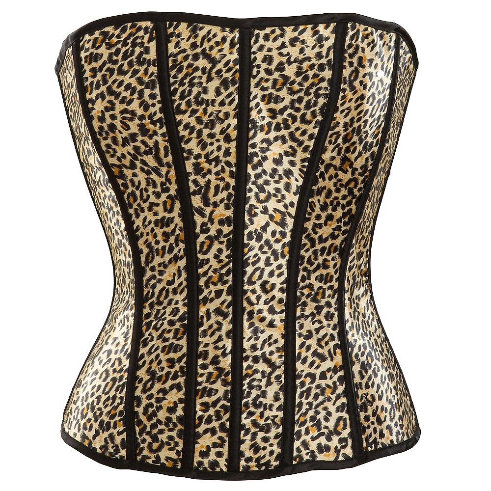 Leopard Corset Image #1