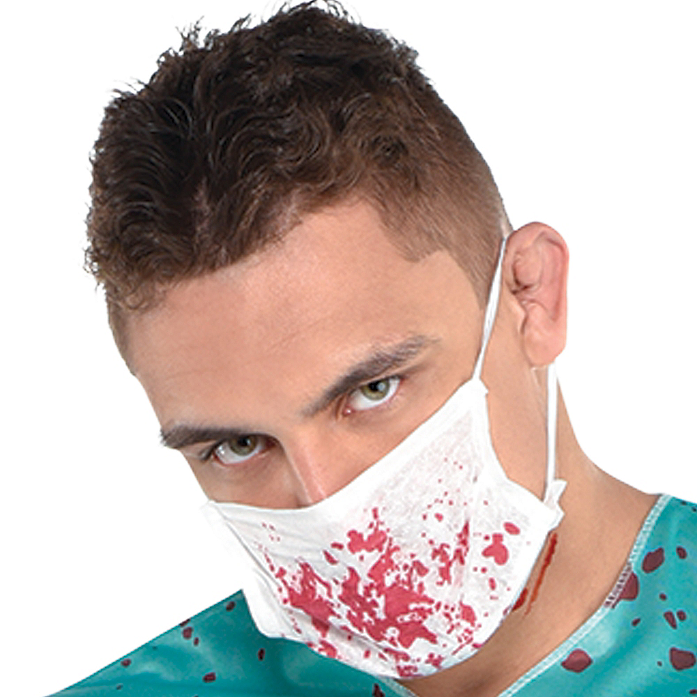 Nav Item for Adult Bloody Scrubs Image #2