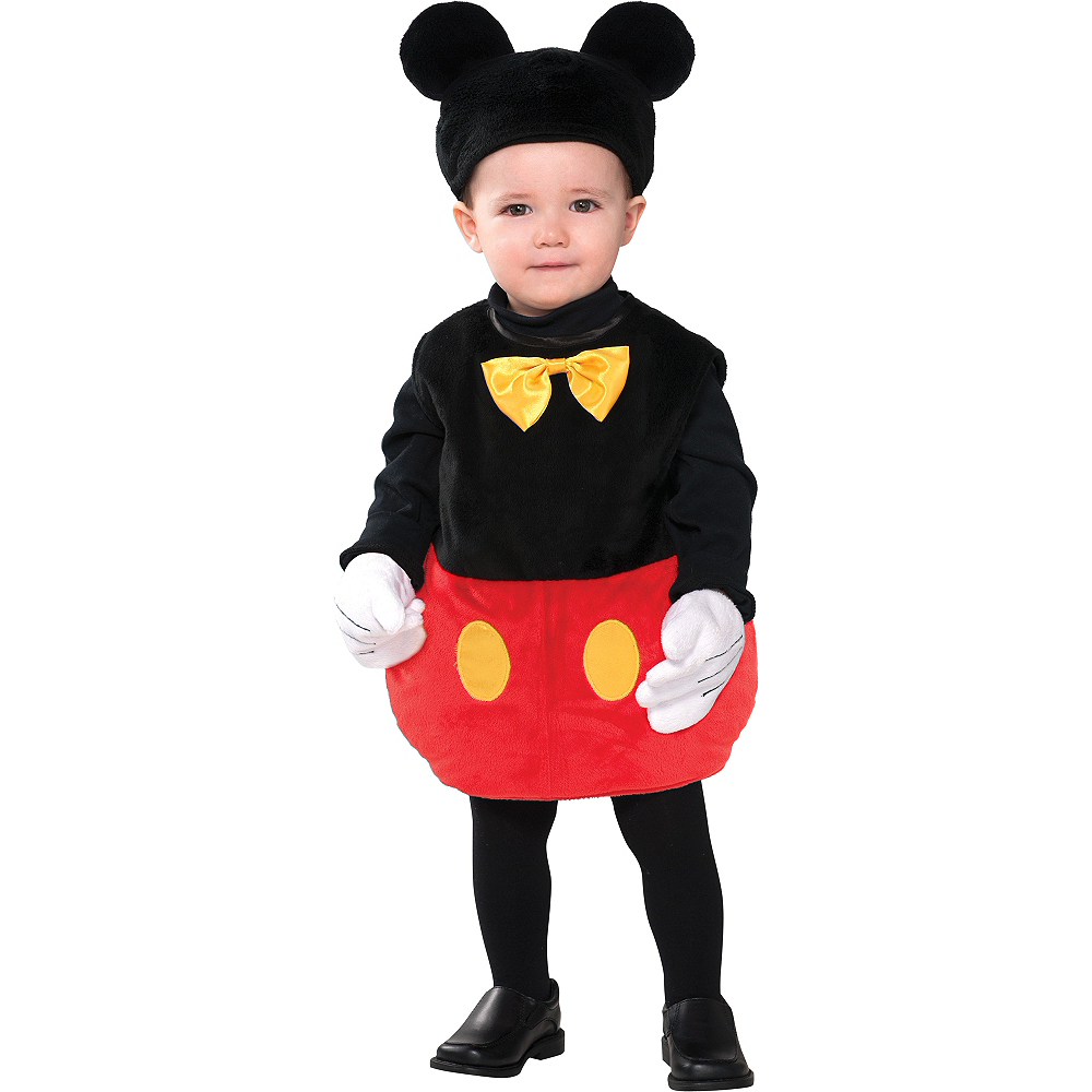 Nav Item for Baby Mickey Mouse Costume Image #1