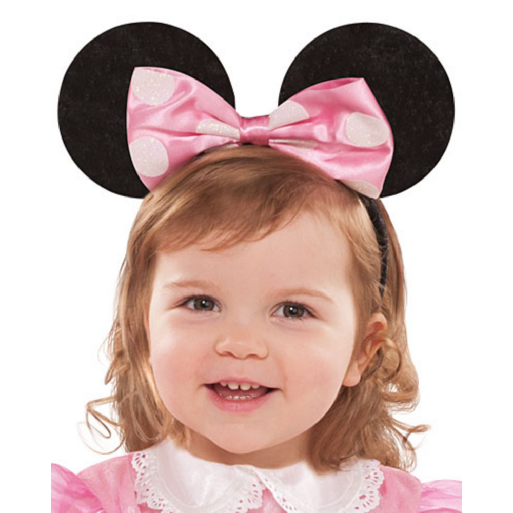 Baby Pink Minnie Mouse Costume Image #3