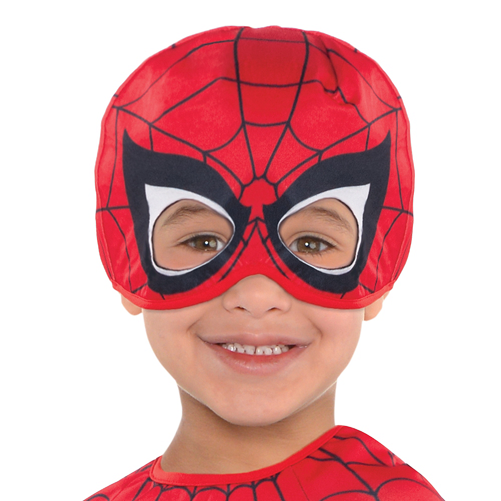 Toddler Boys Classic Spider-Man Costume Image #2