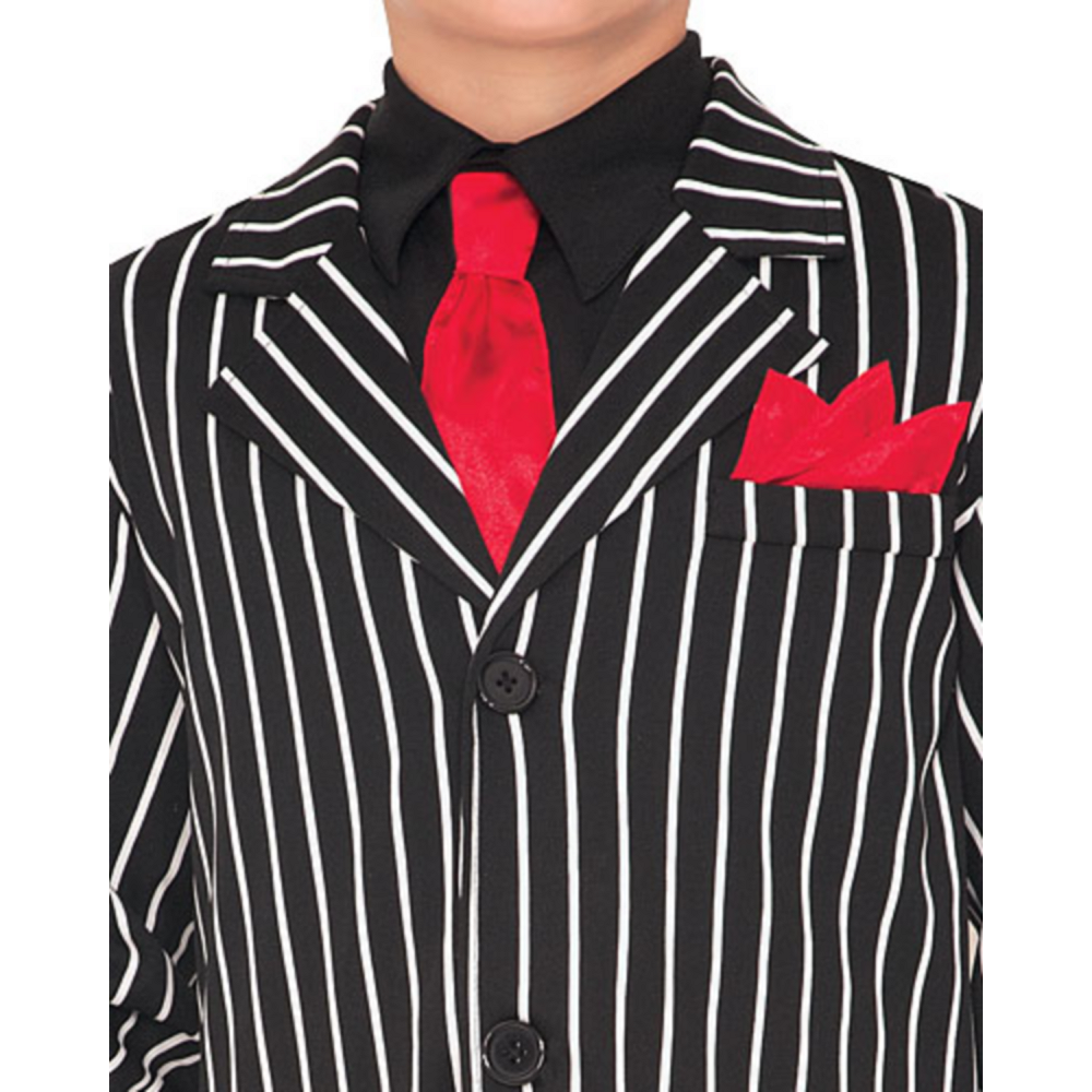 Nav Item for Boys Gangster Guy Costume Image #2